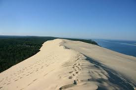 The Great Dune of Pyla, France.