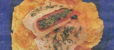 Brokolili Hindi Bifteği Bohçası