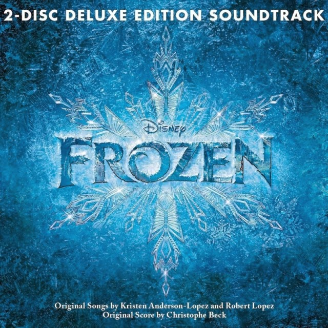 Frozen soundtrack cover animatedfilmreviews.filminspector.com