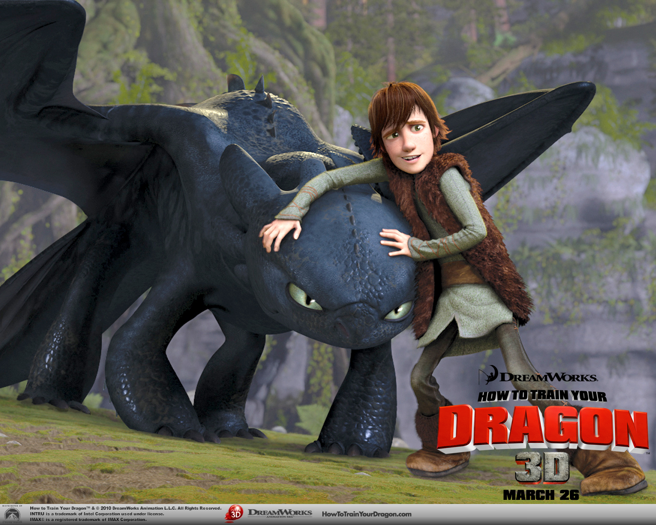 download how to train your dragon movie