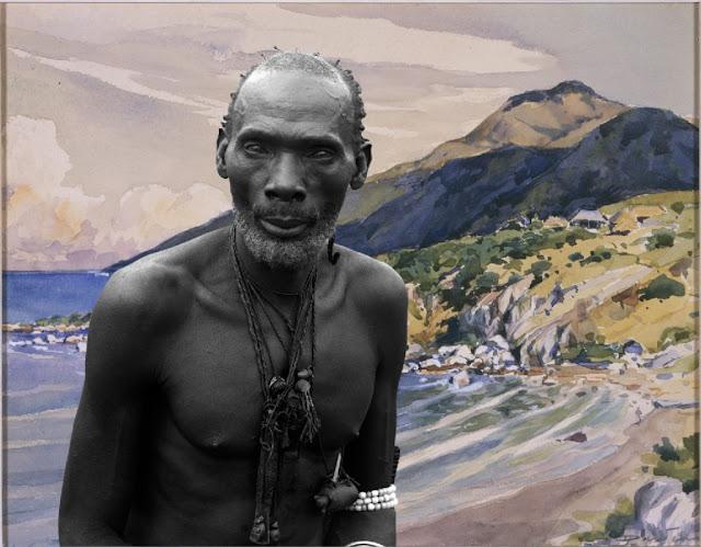 Exposition Beaute Congo Congo Kitoko Fondation Cartier Sammy Baloji