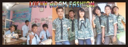 Di bulan September 2013 ini Lucky Adam fashion akan menerangkan