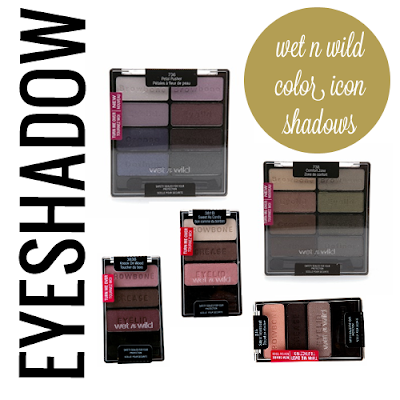 Eyeshadow - Wet 'n Wild Color Icon Palette