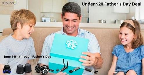 kinovo fathers day sale banner