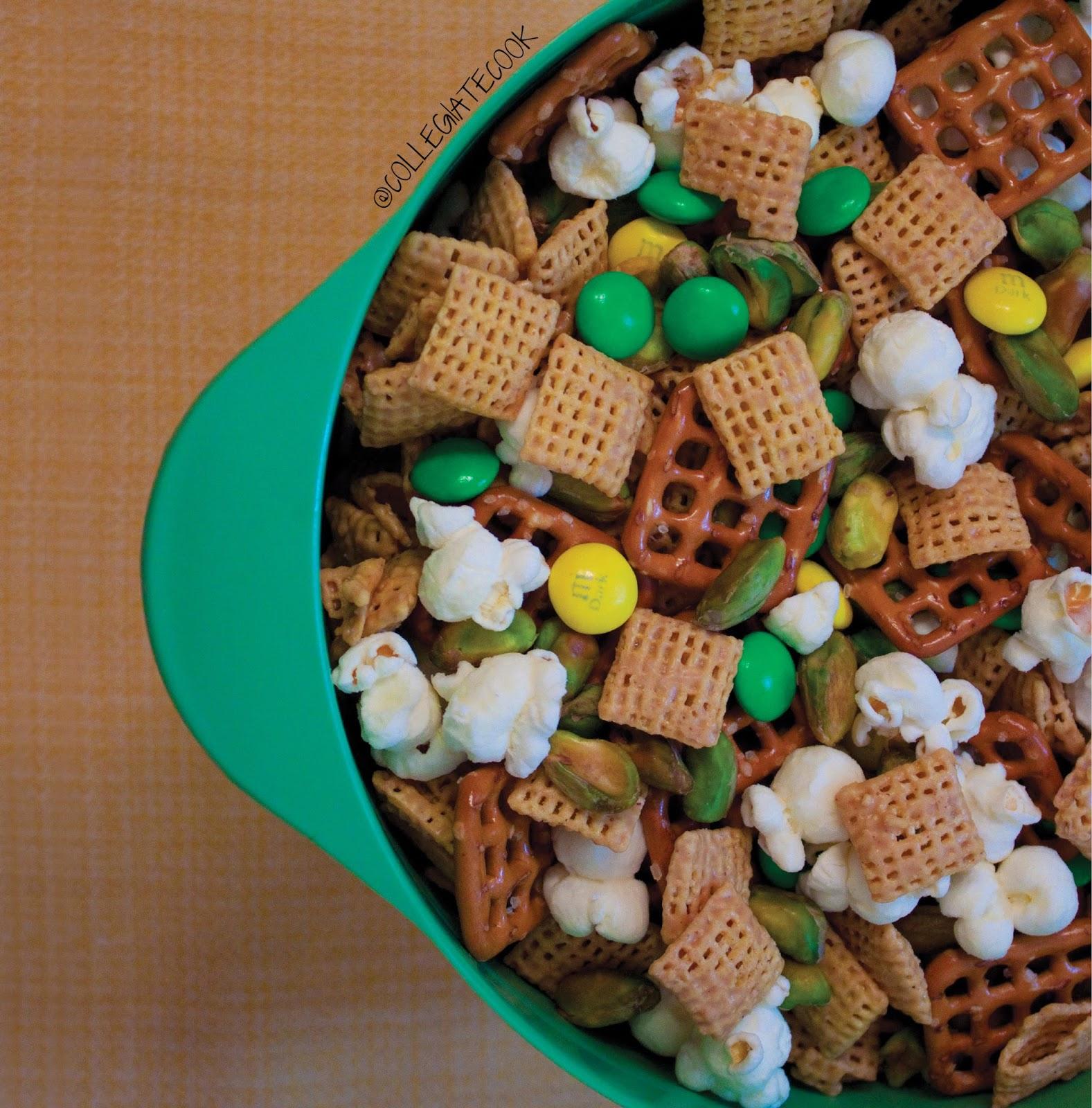 Rocky's Unstoppabull Snack Mix