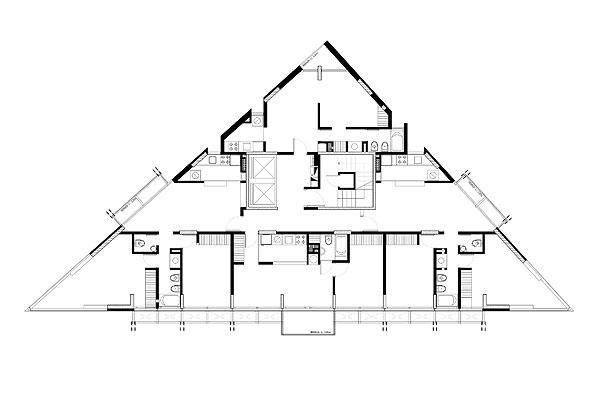 El plan z arquitectura miguel angel roca express torre - Inmobiliarias en gernika ...