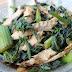 Stir Fried Celery