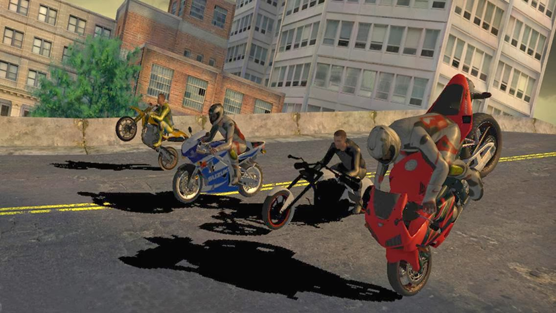 Race Stunt Fight 3 apk download