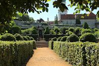 Zámecká zahrada/The Castle Garden