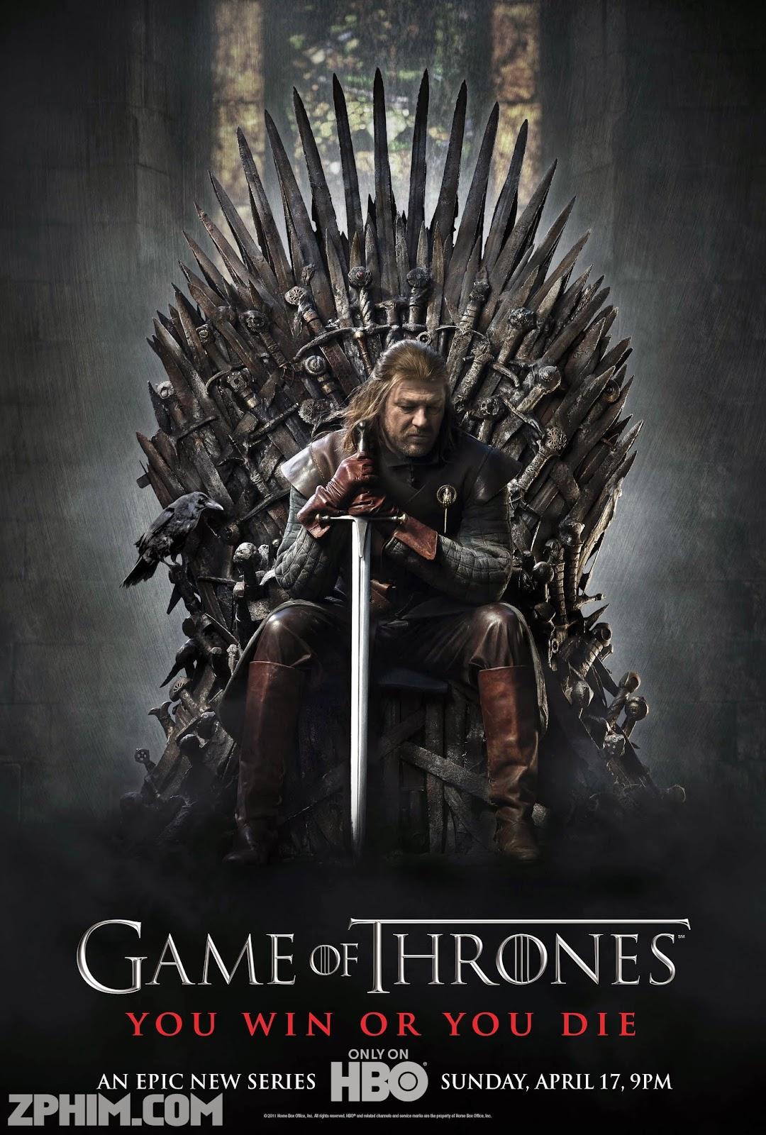 Trò Chơi Vương Quyền Phần 1 - Game Of Thrones Season 1 (2011) Poster