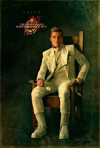 the hunger games catching fire, josh Hutcherson