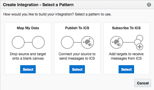 Antonis Antonious Blog Oracle ICS Integration Patterns Part Of - Map my data