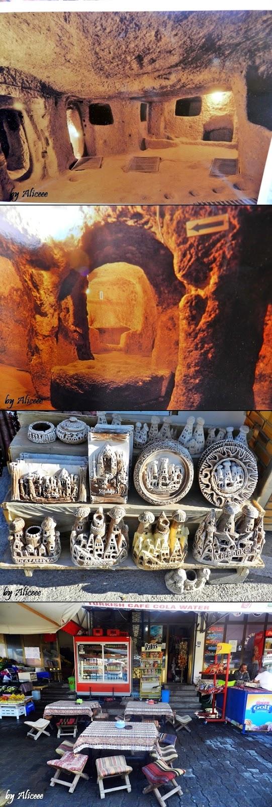 Kaymakli-oras-subteran-turcia