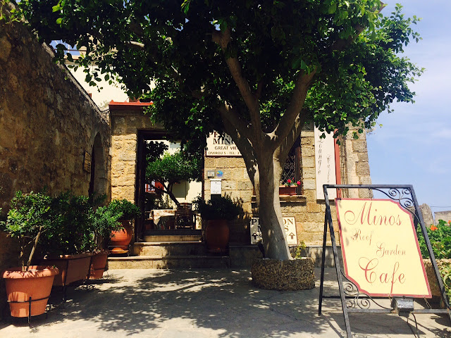 Minos Pension, Rhodes City, Greece