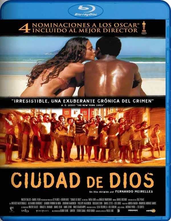 Ciudad de Dios (City of God 2002) BRrip HD VL Sub