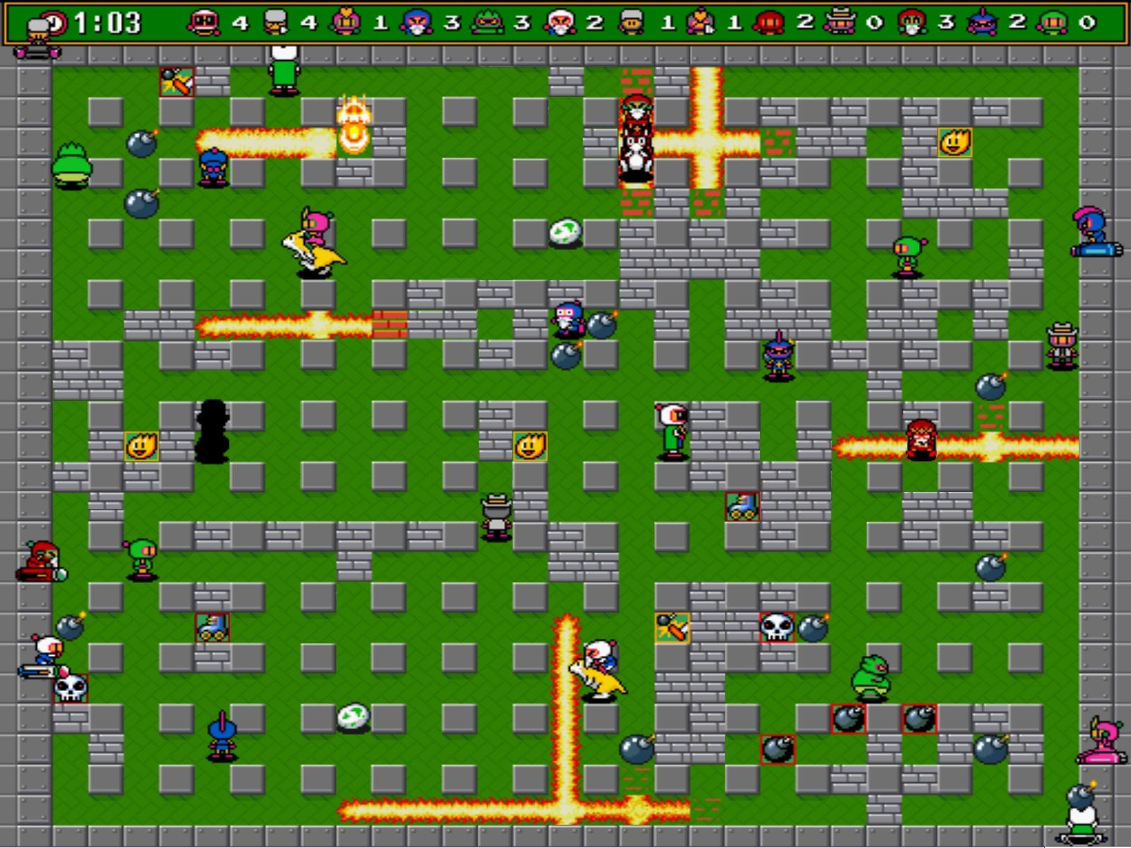 bomberman game online
