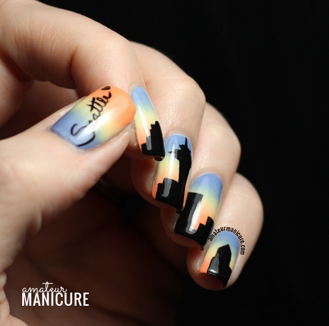 Amateur Manicure : A Nail Art Blog: The Lacquer Legion: On Holiday ...