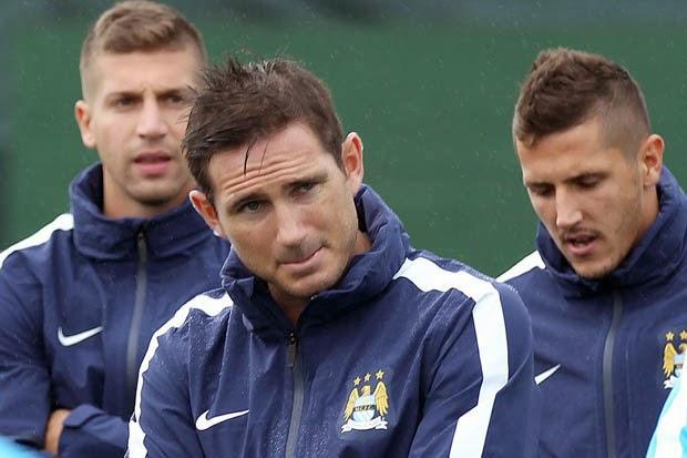 Agen Bola - Lampard Siap Tempur Saat Man.City Kontra Chelsea