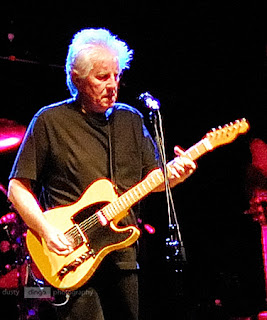 Graham Nash, of Crosby, Stills and Nash. Perth 2007. Copyright Sheldon Levis 2011