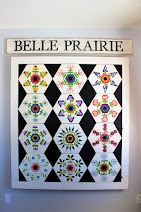 Belle Prairie Block of the Month Collection