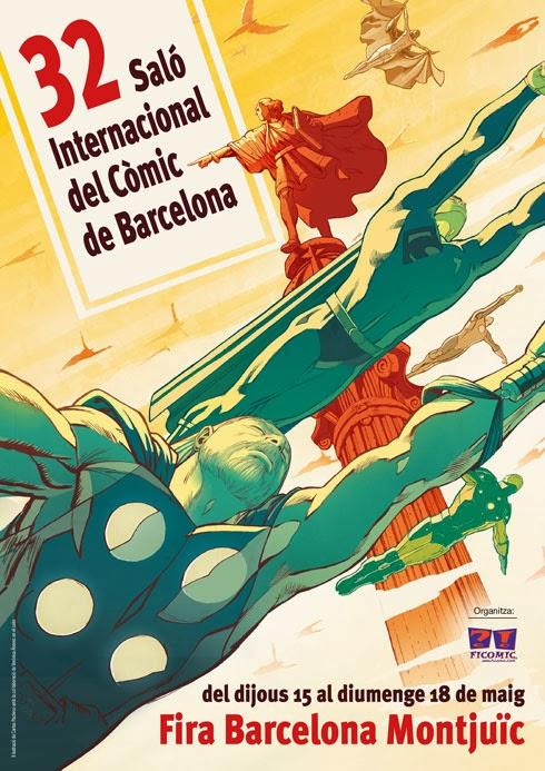 Saló del Còmic 2014