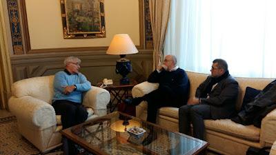 Cooperación acuerda con el Ayuntamiento de Valencia su adhesión a la Alianza de Ciudades por el Desarrollo Sostenible