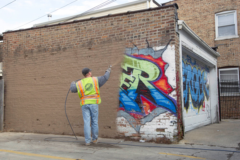 Chicago Graffiti Blasters
