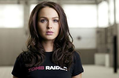 Wanita Cantik Di Balik Karakter Lara Croft [ www.BlogApaAja.com ]