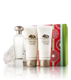Origins, Origins Ginger Ways Collection, Origins gift set, Origins ginger, gift set, holiday gifts, gift guide, holiday gift guide