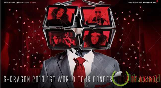 Konser Dunia Solo Pertama