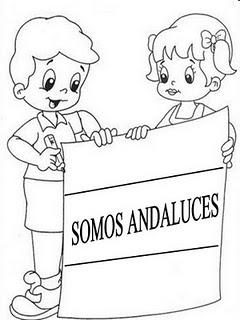 letras de andalucia: