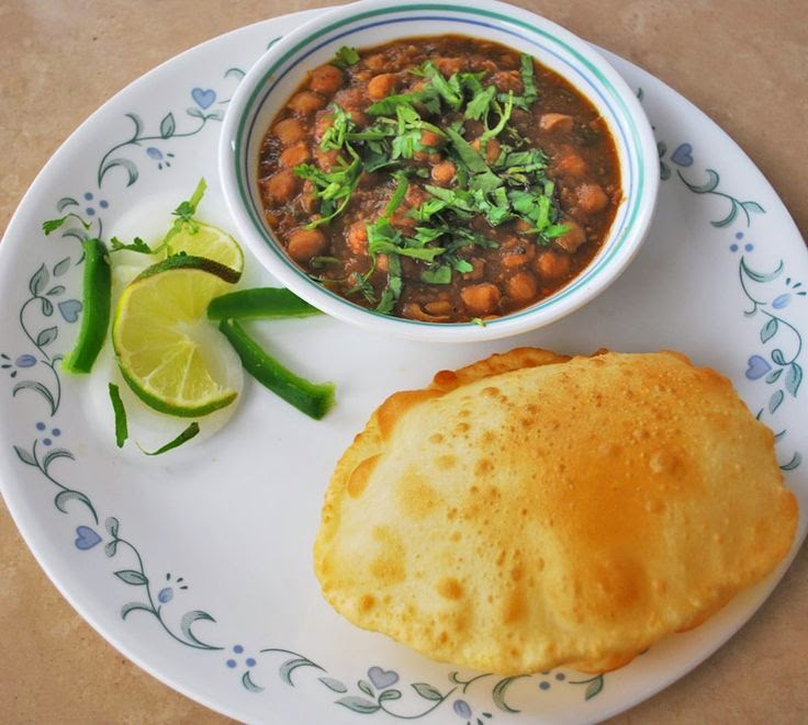 Chole-Bhature