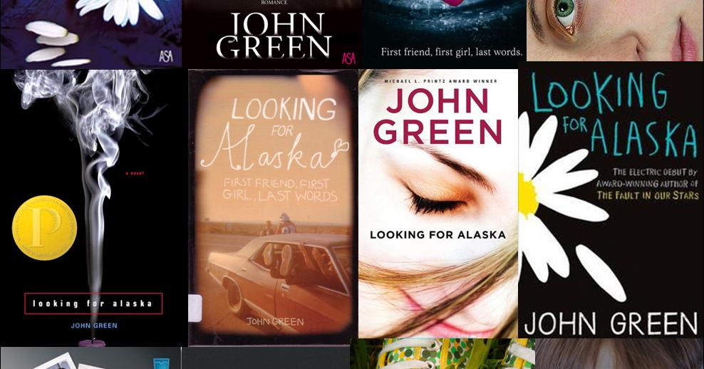 """Efeito dos Livros: Comecei """"À procura de Alaska"""""""