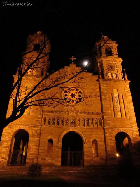 Iglesia de Santiago Elizondo - Navarra