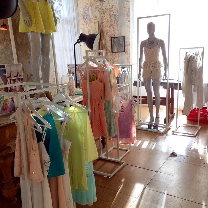 בלוג אופנה Vered'Style - קולקציית קיץ 2014 של טוונטי פור סבן