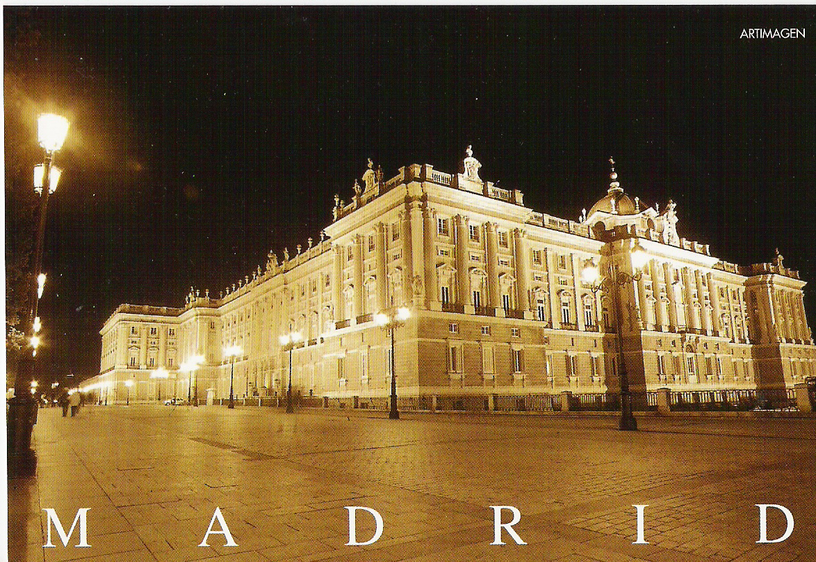Madrid Capital Of Spain Info With Photographs World