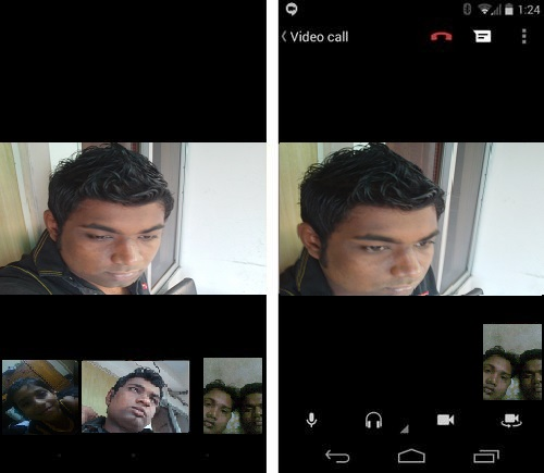 Hangouts Google Group Video Call App Screenshot