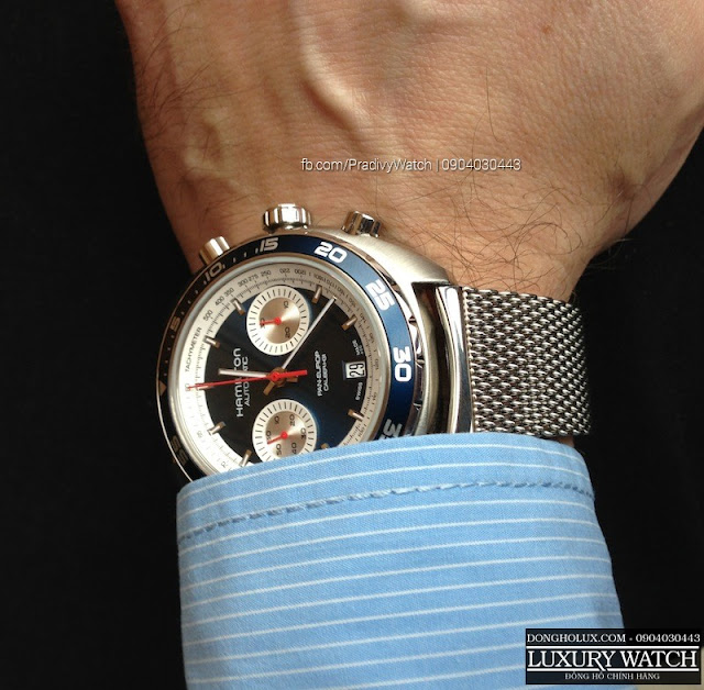 Dây mesh đeo với đồng hồ automatic