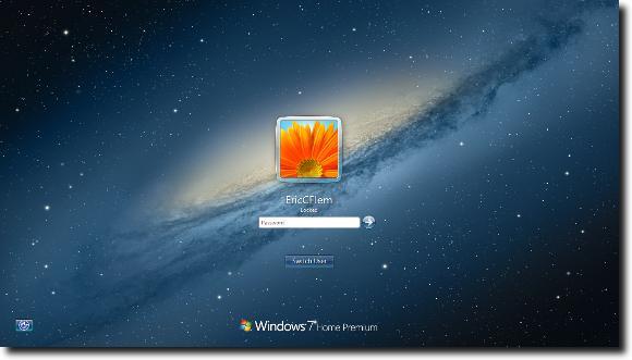 techbox change windows 7 login screen background