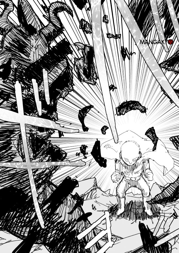 Onepunch-Man ONE Chapter 92-12