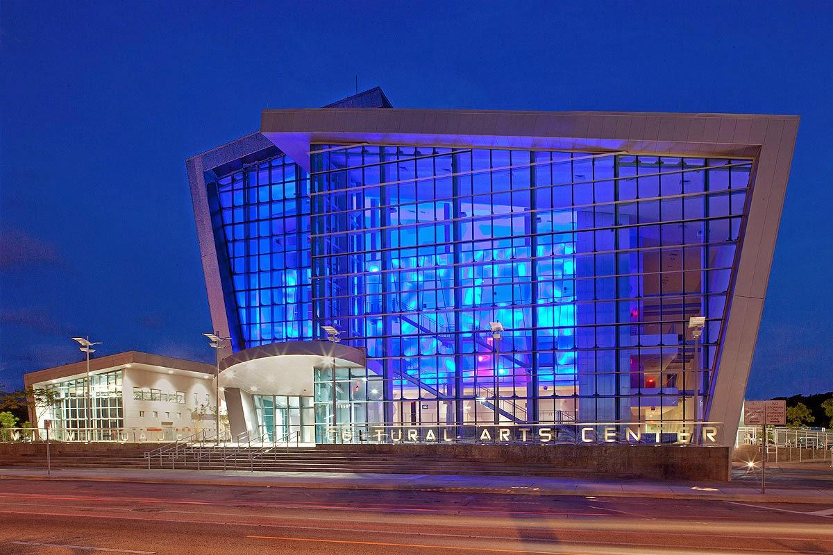 Miami Dade Cultural Center em Miami