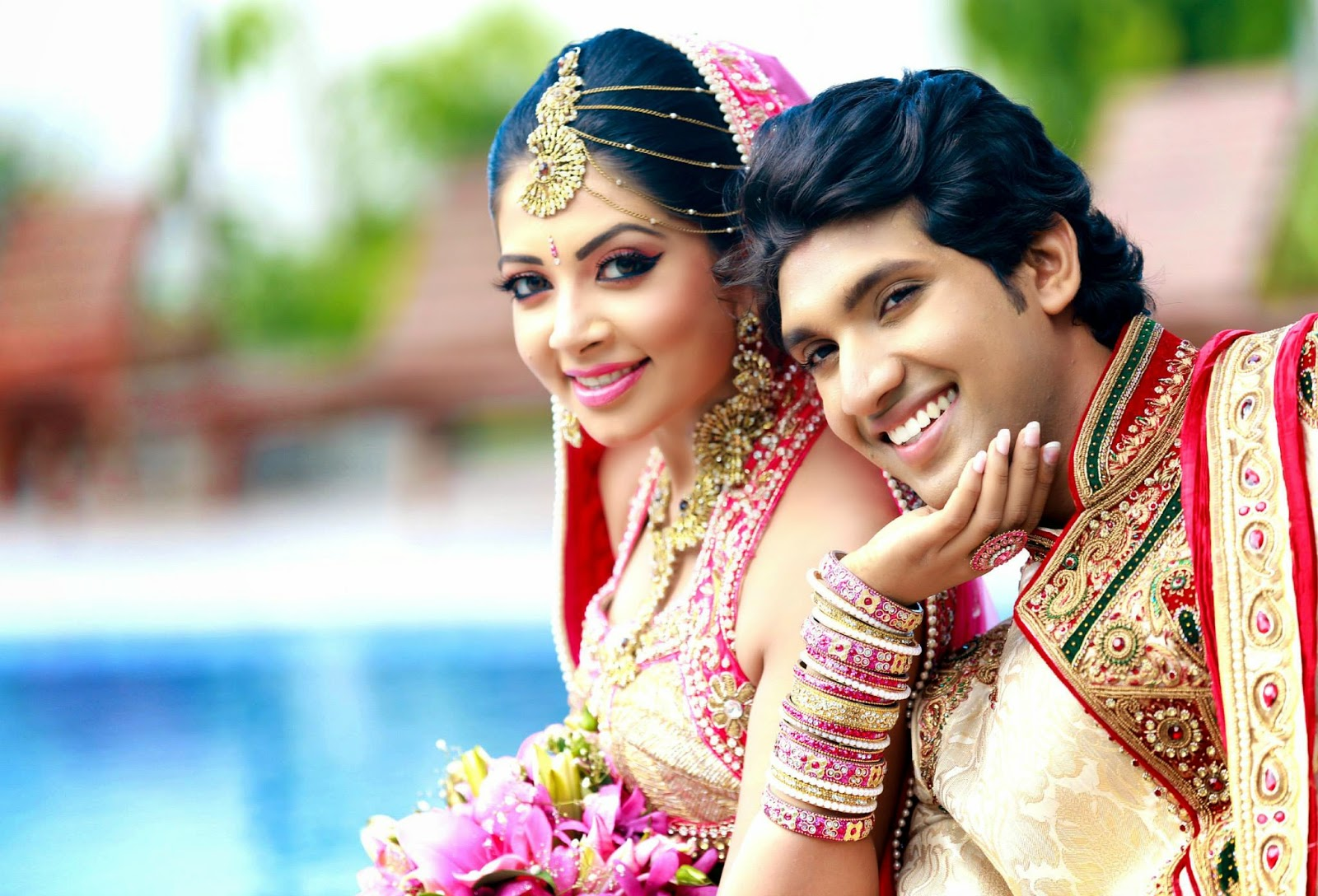 January 2016 Sri Lankan Wedding Photo