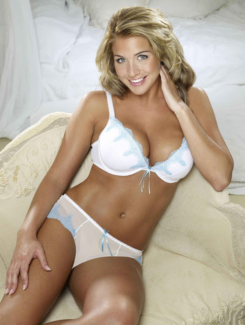 Gemma Atkinson With Lingerie Gallery