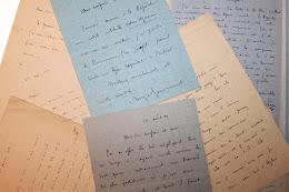 Table des Lettres autographes de Remy de Gourmont à Octave Uzanne.