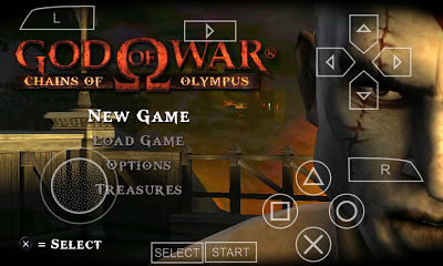 download god of war chains of olympus