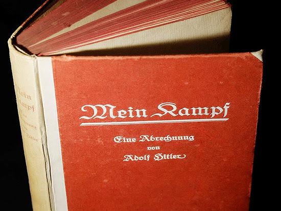 Livro de Hitler será publicado pela 1ª vez desde a Segunda Guerra