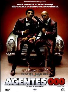 Filme Poster Agentes 000 DVDRip XviD & RMVB Dublado