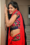 actress om sizzling photos in saree-thumbnail-3