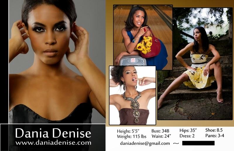composite cards for models