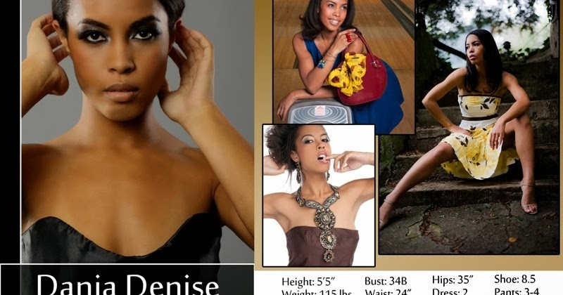 Modeling 101 - A Model's Diary: Creating Your Own Comp Card in ...